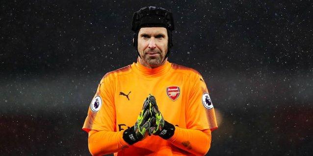 Kiper Arsenal Petr Cech Mengumumkan Pengunduran Diri