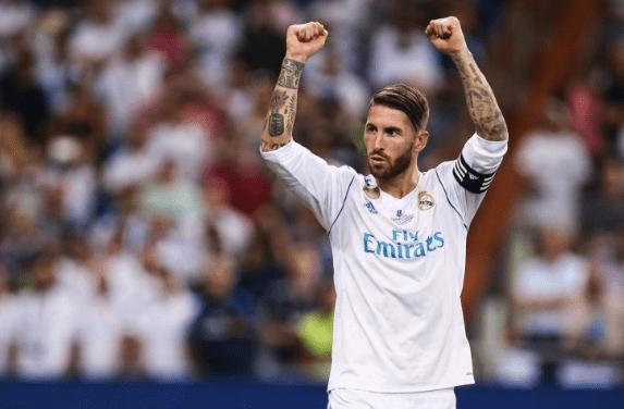 Sergio Ramos Sudah Di Pastikan Akan Menghadapi Girona
