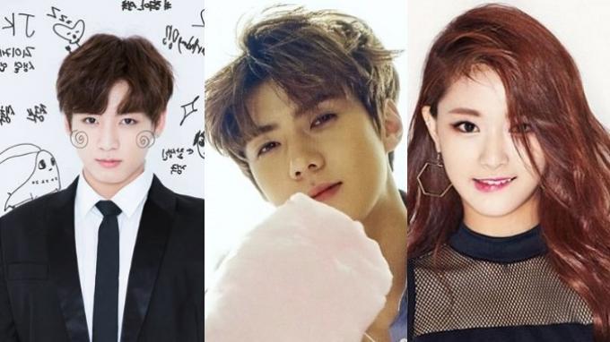 Idol Kpop Yang Debut Di Usia Muda