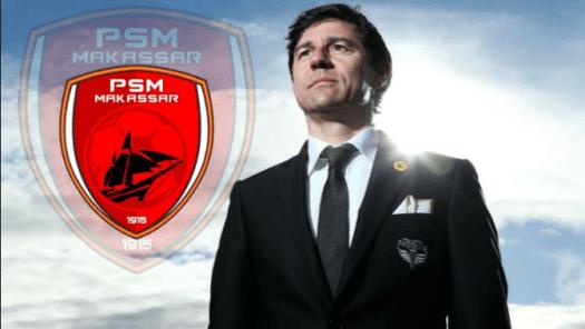 Darije Kalezic sebagai manager PSM Makassar