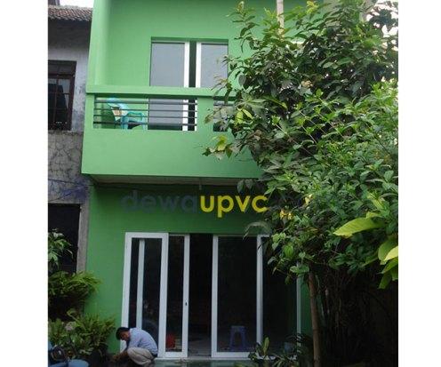 Pusat pembuatan kusen UPVC - rumah cipinang (1)