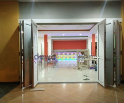workshop pembuatan kusen UPVC Depok