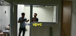 Pemasangan Pintu uPVC Studio