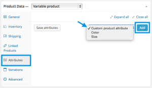 Woocommerce-variabele-producten-Adding-Custom-Attributes