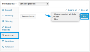 Woocommerce-variabele-producten-Adding-Global-Attribute-to-Product