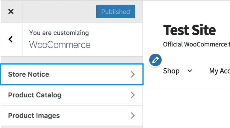 woocommerce-customizer-storenotice