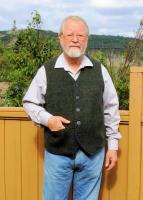 Men's Wool Vest