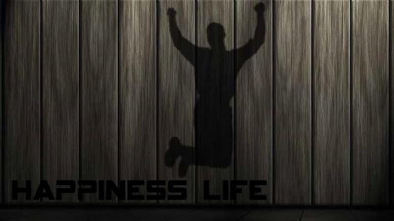 cara hidup bahagia