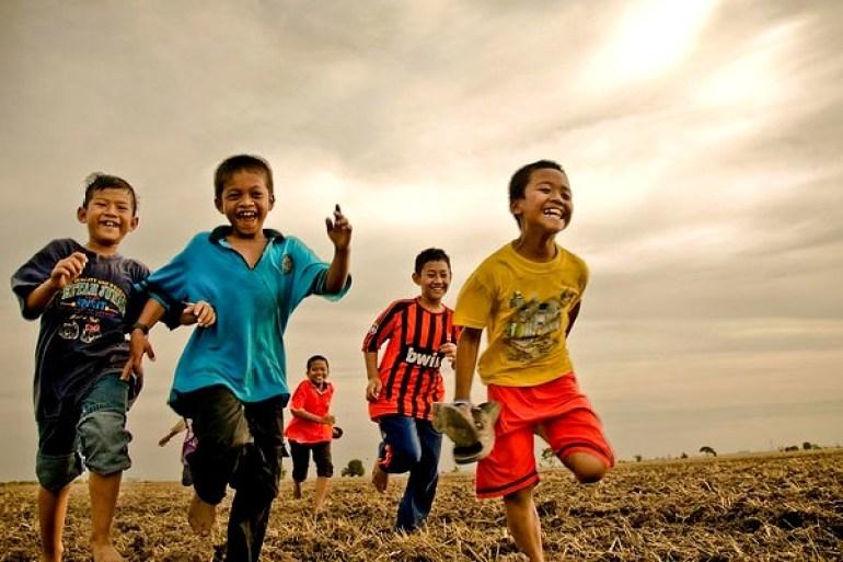 Permainan Tradisional di Indonesia