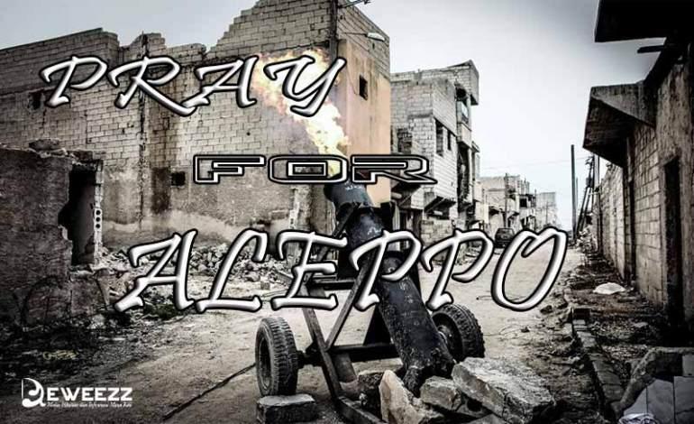 Tragedi Konflik Perang Aleppo