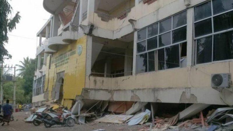 Gempa Susulan Mengguncang Kabupaten Pidie Jaya Sebanyak 10 Kali