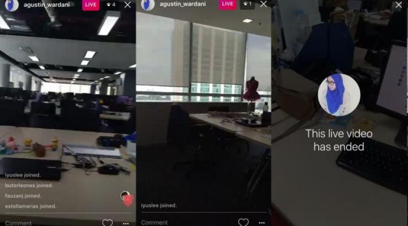 Kaya Gini Cara Membuat Video Live di Instagram, Biar Kamu Makin Kekinian
