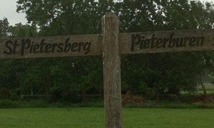 Dag 1: de aftrap Pieterburen – Winsum