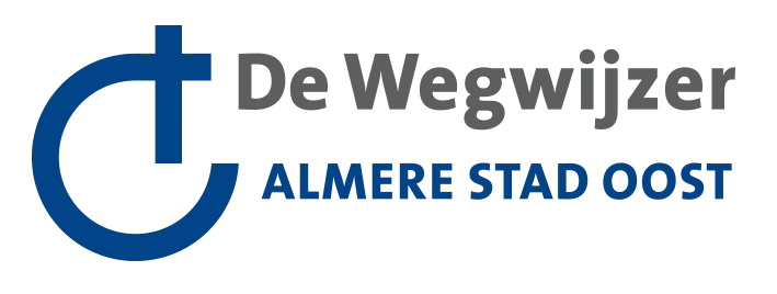 De Wegwijzer Almere Stad Oost - Logo