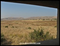 The viewing hut on the Vlei Ramble