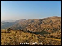 The Magaliesberg Range