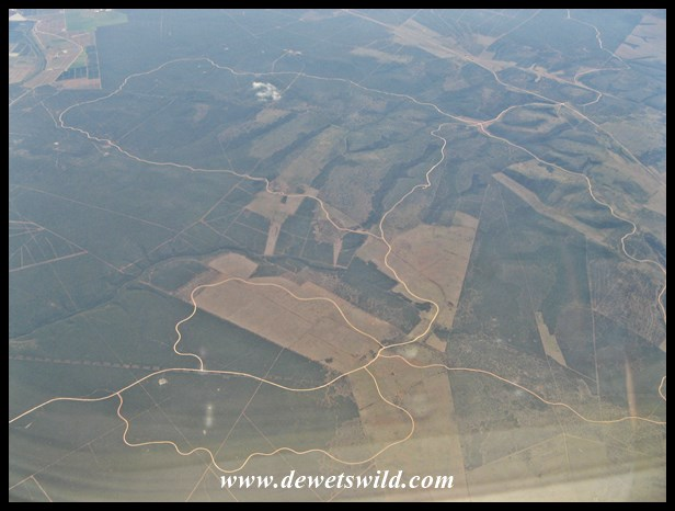 Addo from the air