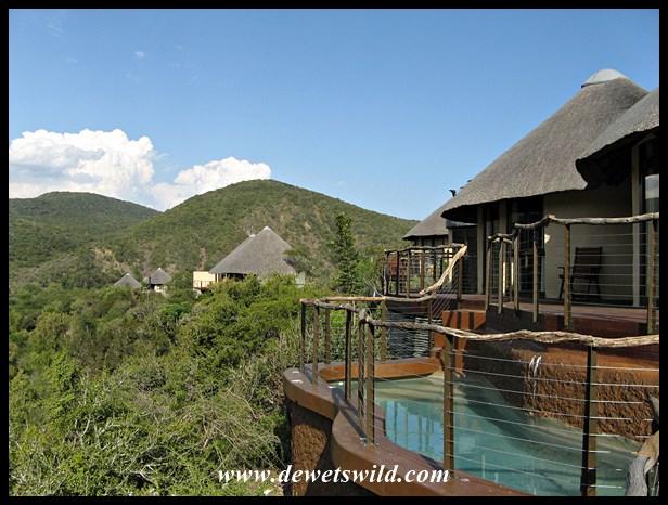 Addos new Nyathi Rest Camp  de Wets Wild