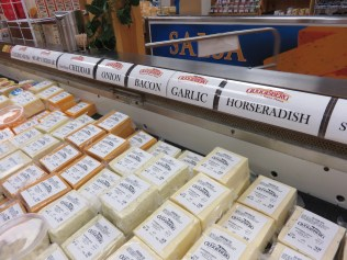 40 varieties of cheese!