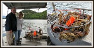 Crabbing in the PNW