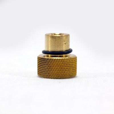 .45 Caliber Brass Muzzle Guide