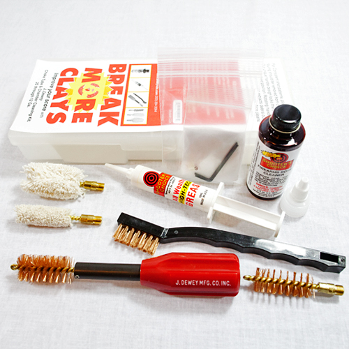 """Break More Clays"" Choke Tube & Chamber Cleaning Kit"