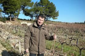 Denis Alary, de huidige wijnmaker van de Alary-dynastie