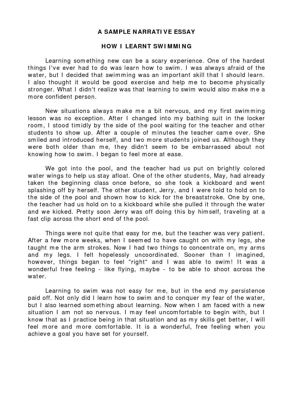 Rough Draft Essay Example Example Of A Formal Essay Essay Formal
