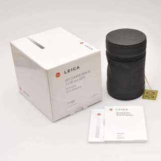 tweedehands Leica Apo Summicron M