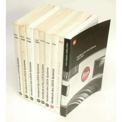 leica handboek kopen