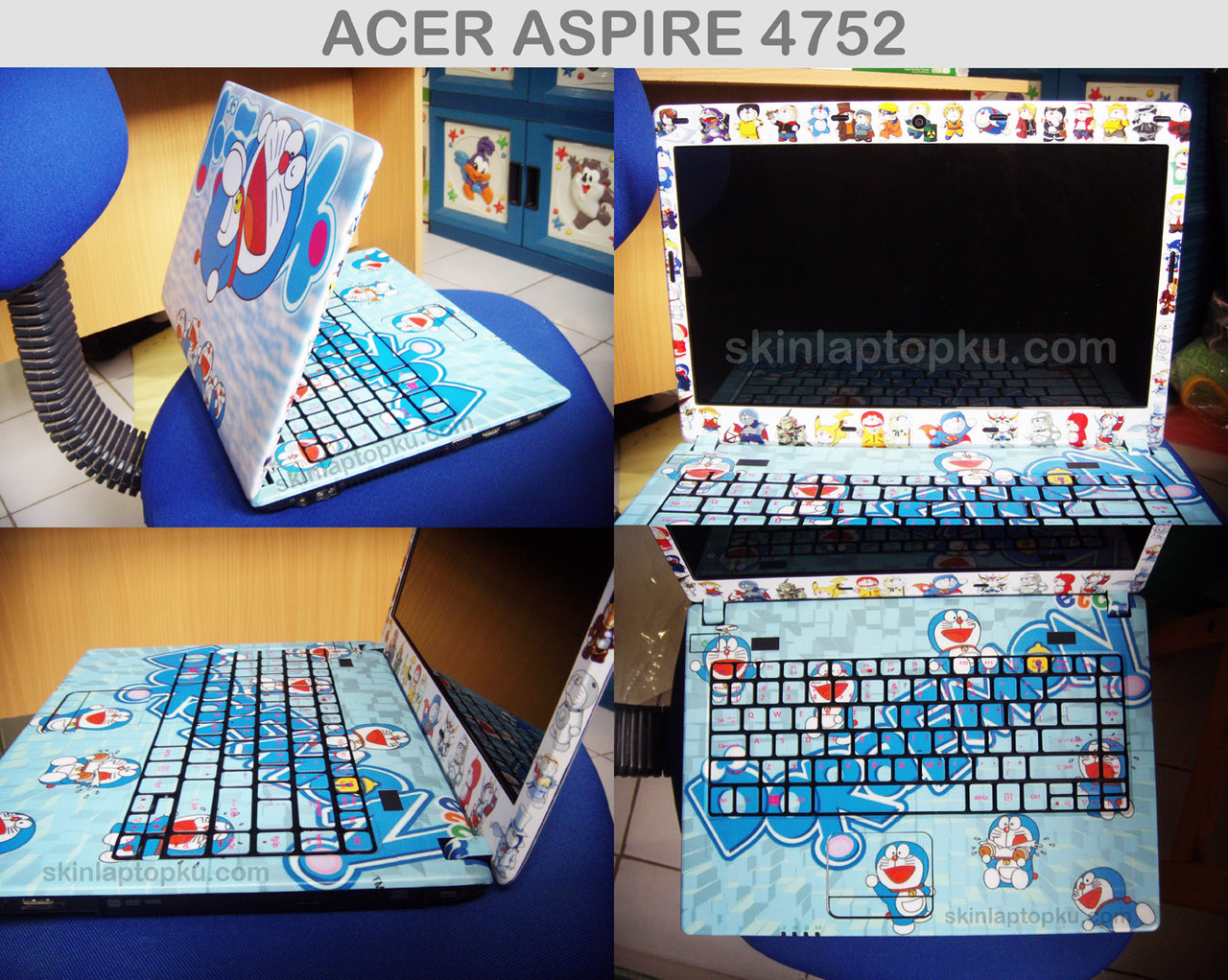 Garskin Laptop  Dewo Shop