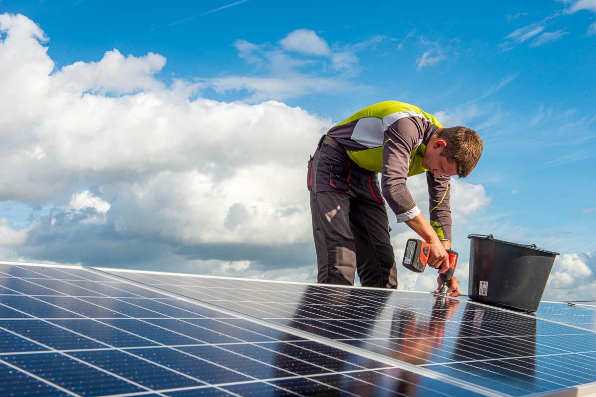 Montage en installatie zonnepanelen