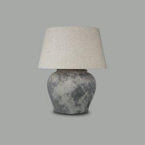 Stenen kruik lampen De Woonhoek
