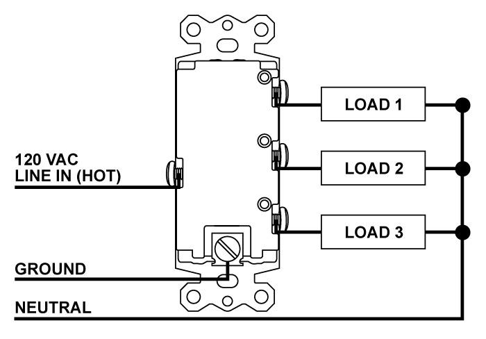 [DIAGRAM] House Wiring Diagram Multiple Lights FULL