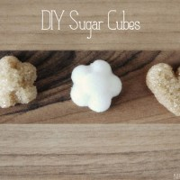 Thrifty Thursday...DIY sugar cubes!