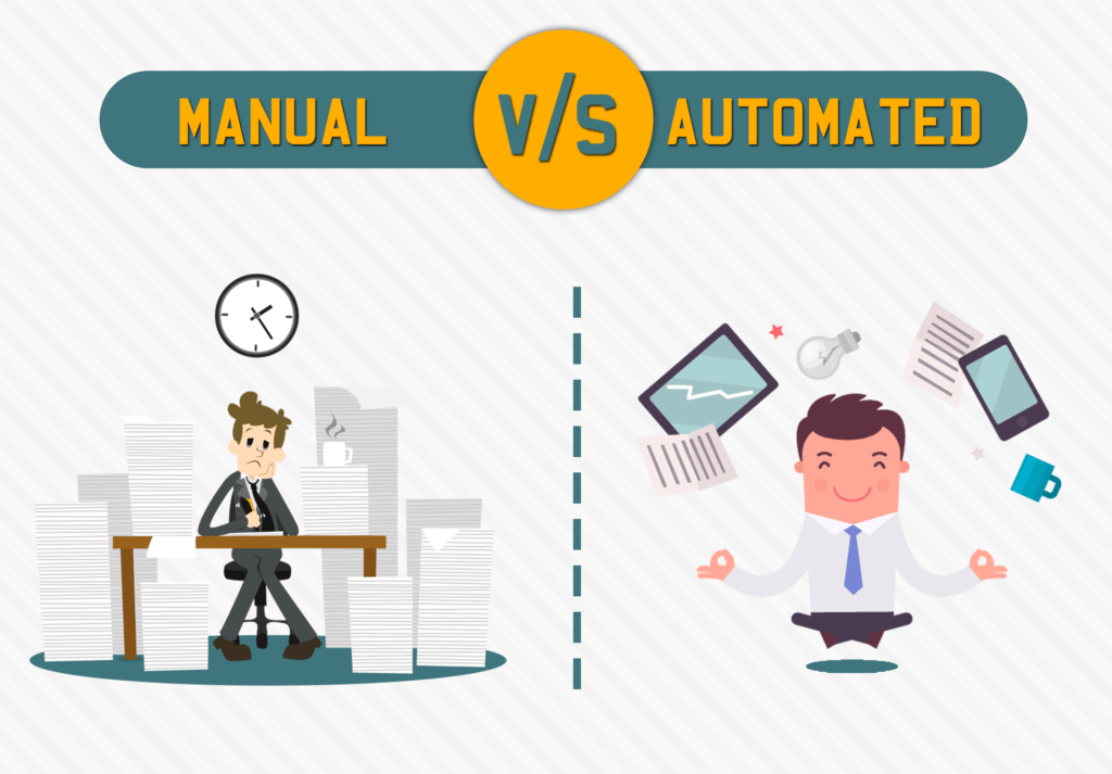 Manual vs automated? Which to use?