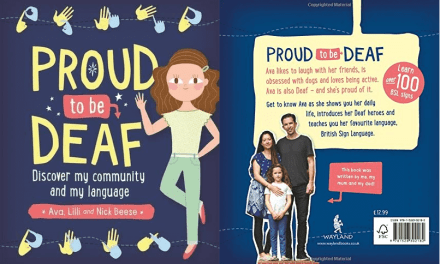 A Good Read: Proud to be Deaf by Nick & Lilli Beese