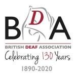 British Deaf Association Celebrating 130 Years Anniversary