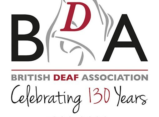 British Deaf Association Celebrating 130 Years Anniversary