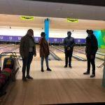DEX Deaf Youth Council Bowling