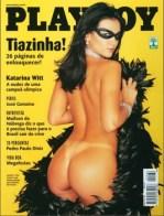 Tiazinha - Playboy - Março 1999