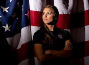 Alex Morgan - USA