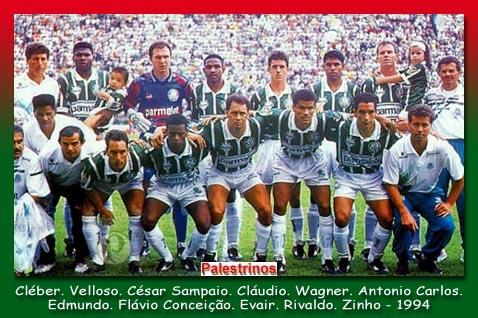 Palmeiras Campeão Brasileiro 1994