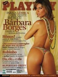 Barbara Borges Playboy Fevereiro 2005