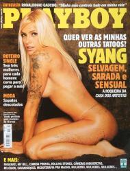 Syang Playboy novembro 2002