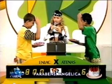 Angélica - Passa ou Repassa
