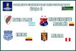 Grupo 3 - Libertadores 2017