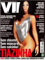 Tiazinha - Revista VIP