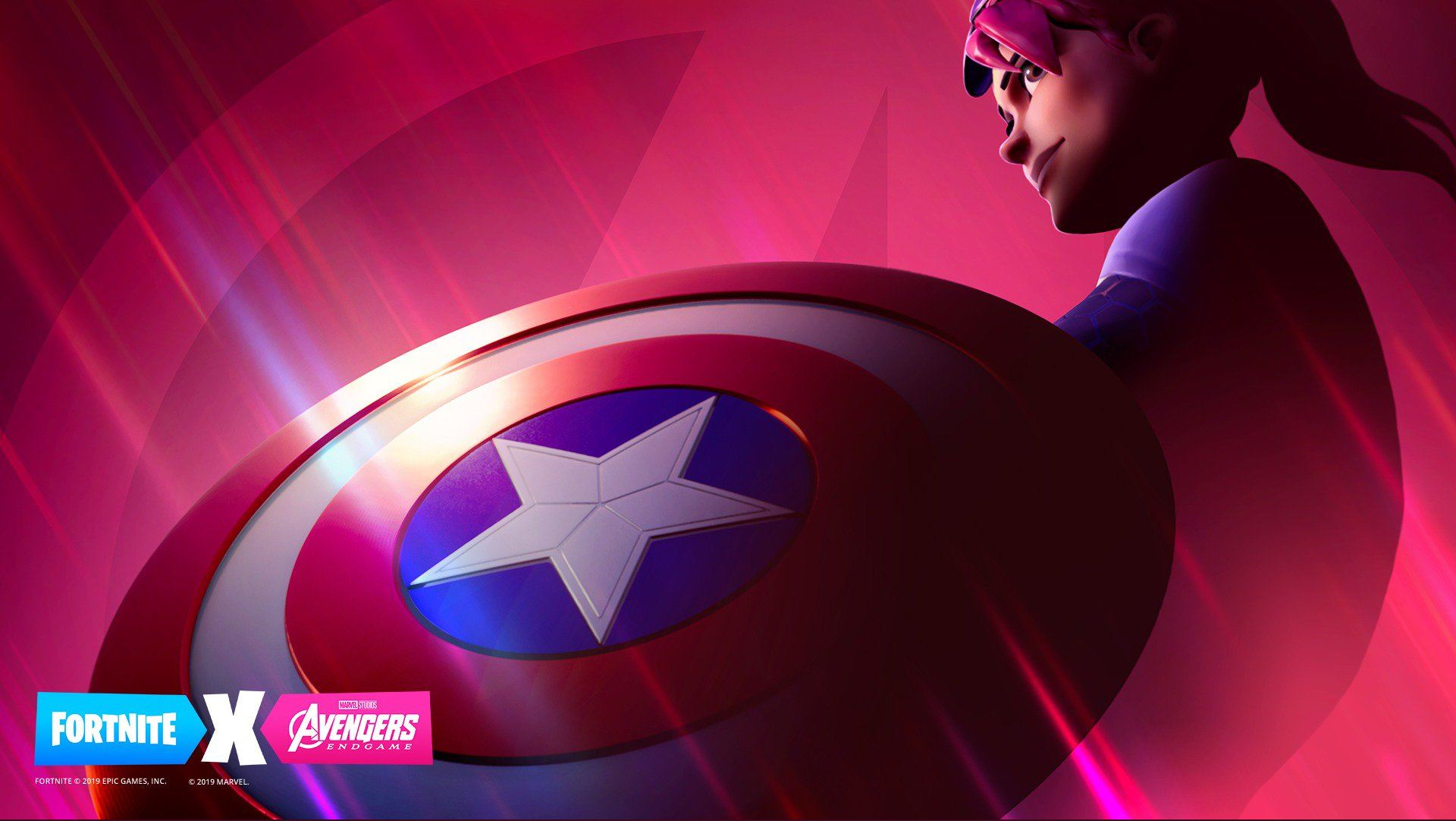 Fortnite teases Avengers Endgame cross-over