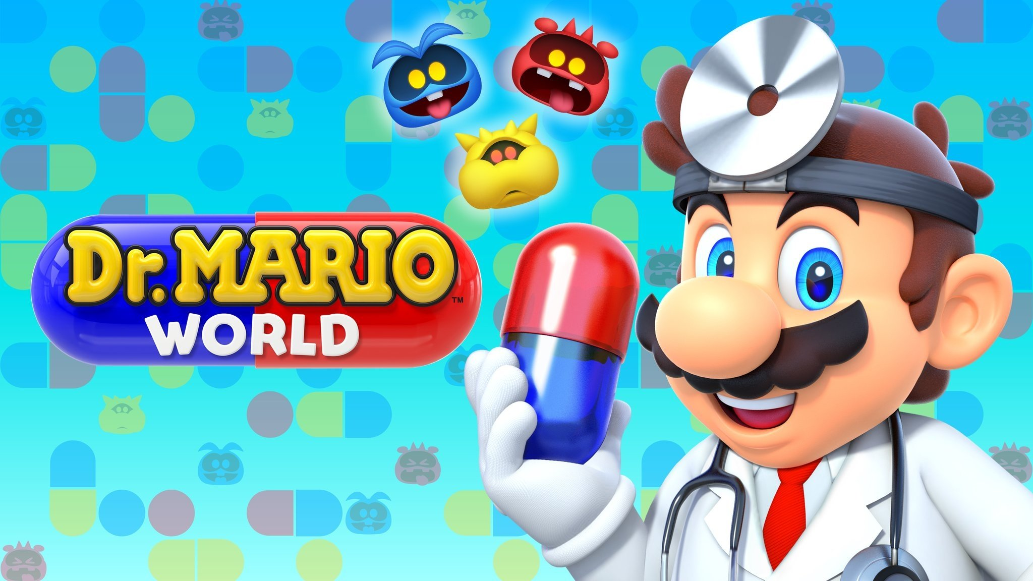 Dr. Mario World Available on July 10th for iOS and Android